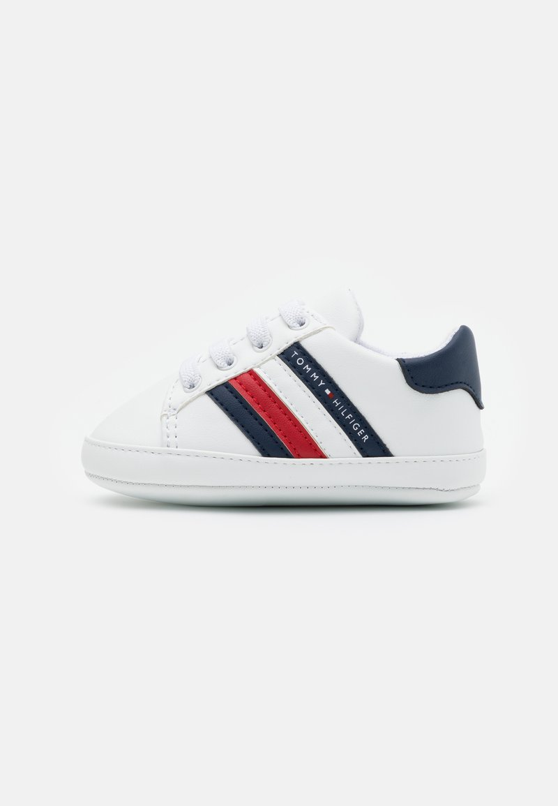 Tommy Hilfiger - Patucos - white/blue