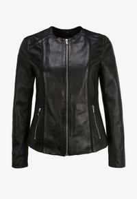 KRISS - Leather jacket - black - 1
