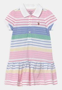 Polo Ralph Lauren - Day dress - green/pink/multi - 0