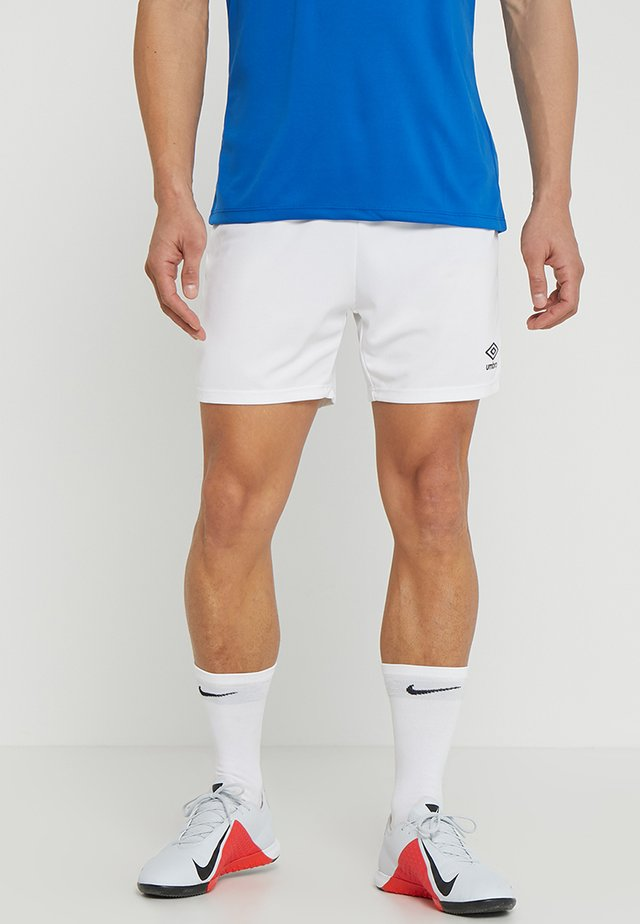 CLUB SHORT - Korte broeken - white