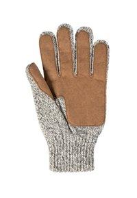 Bickley+Mitchell - Gloves - grey twist - 2