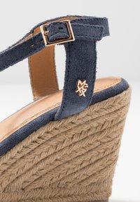 Mexx - ESTELLE - High heeled sandals - blue - 2