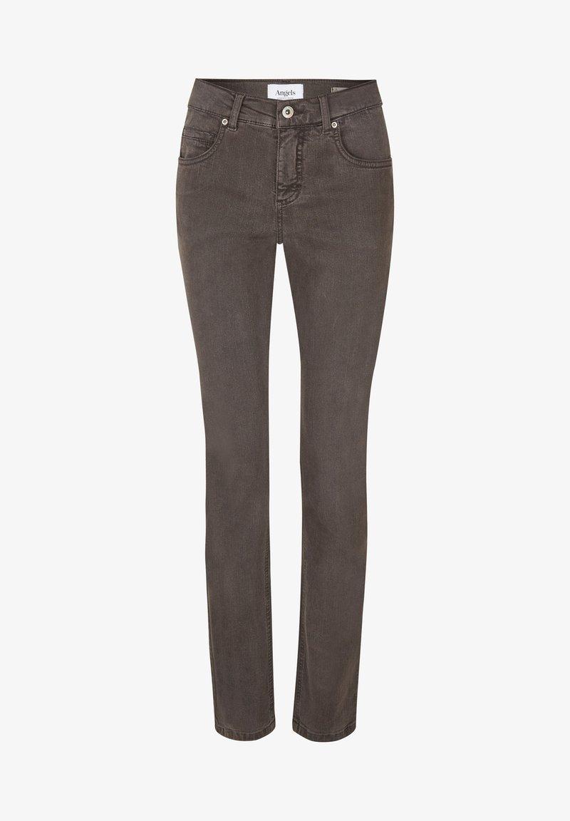 Angels - CICI - Slim fit jeans - dunkelbraun