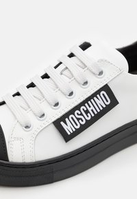 MOSCHINO - UNISEX - Tenisky - white/black - 5
