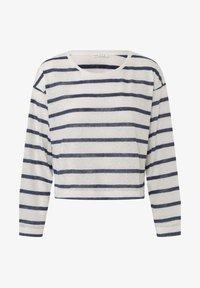 OYSHO - Long sleeved top - white - 4