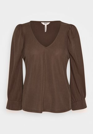 OBJJARRIE - Blouse - chicory coffee