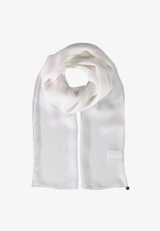 Sjaal - weiß