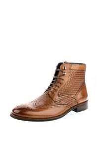 PRIMA MODA - PALINO - Šněrovací boty - brown - 2