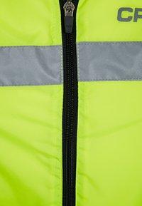 Craft - VISIBILITY VEST - Waistcoat - yellow - 3