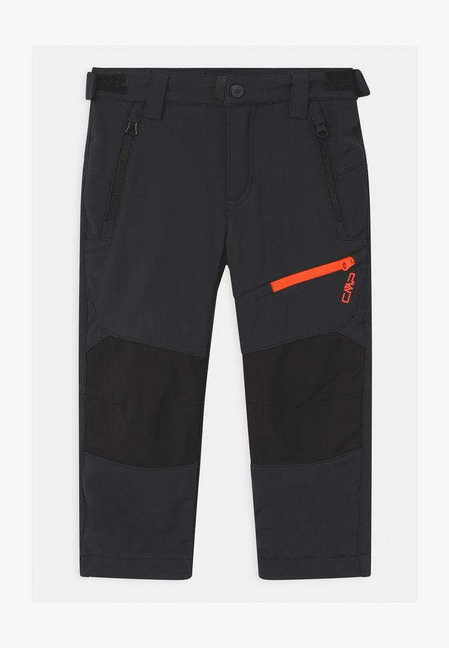BOY - Outdoor trousers - antracite