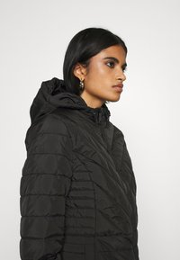 New Look - LIZZIE LIGHTWEIGHT PUFFER - Lett jakke - black - 4