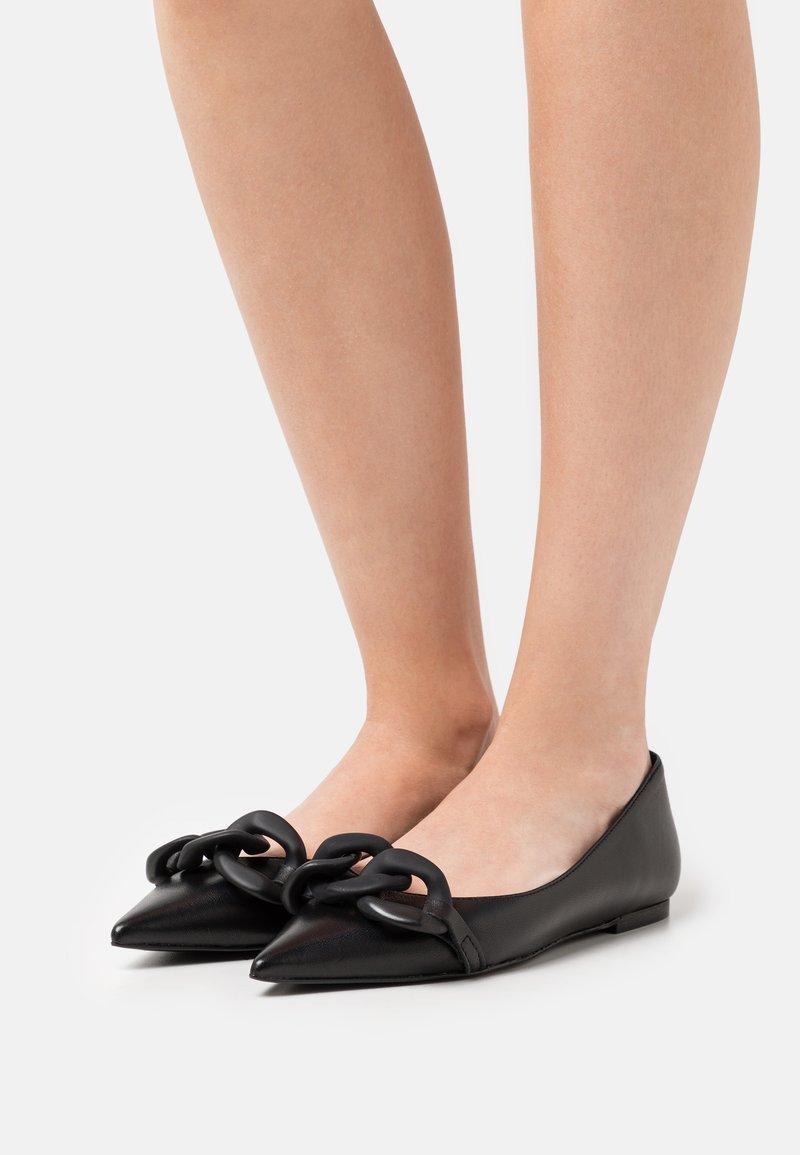 Bianca Di - Ballet pumps - nero