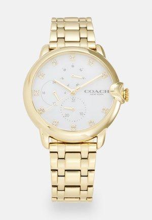 ARDEN - Cronografo - gold/white