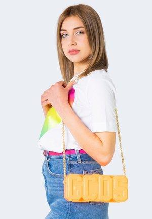 RIGIDA LOGO - Across body bag - orange