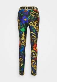 Versace Jeans Couture - Leggings - Trousers - dark blue - 1