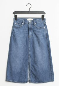 GAP - A-line skirt - blue - 0