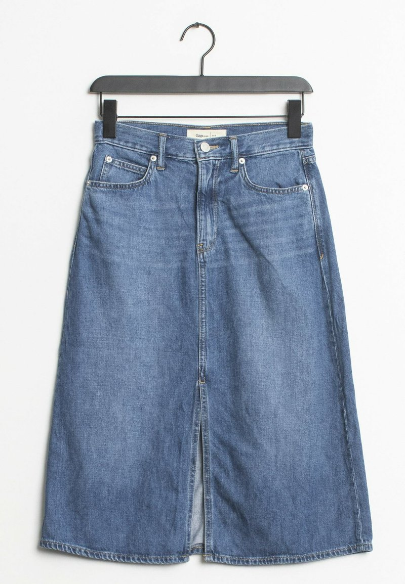 GAP - A-line skirt - blue