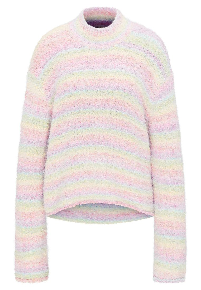 myMo Strikpullover /Striktrøjer - multi-coloured -  hkkHK