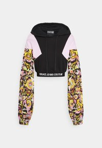 Versace Jeans Couture - LADY LIGHT - Sweater - black - 5
