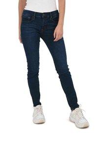 AÉROPOSTALE - Jeans Skinny Fit - darkdenim - 0