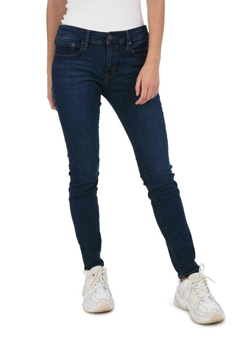 AÉROPOSTALE - Jeans Skinny Fit - darkdenim