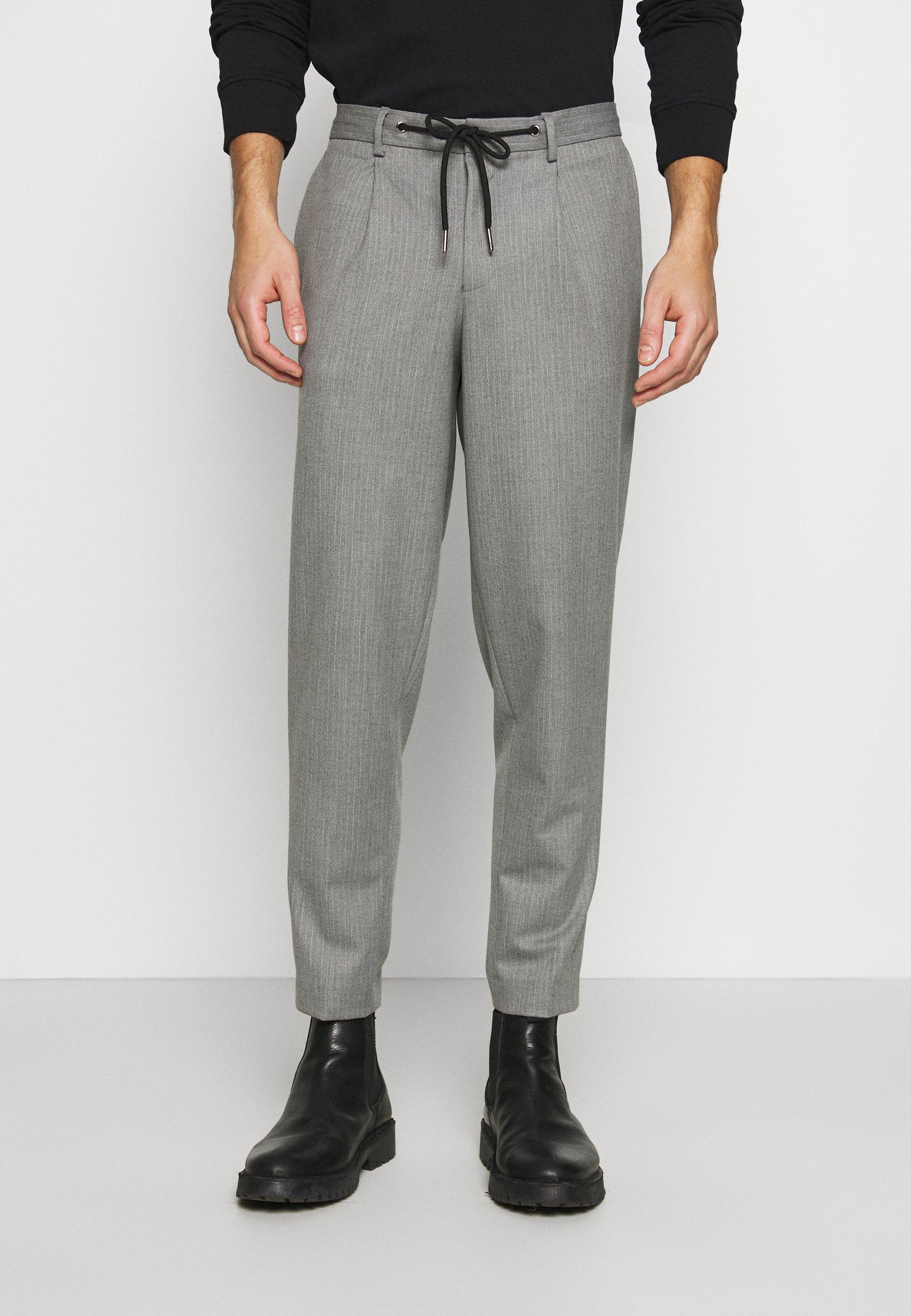 Men SLHSLIMTAPE PIN - Trousers