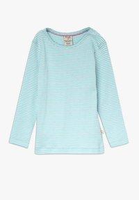 Frugi - MIA POINTELLE - Long sleeved top - topaz blue - 0