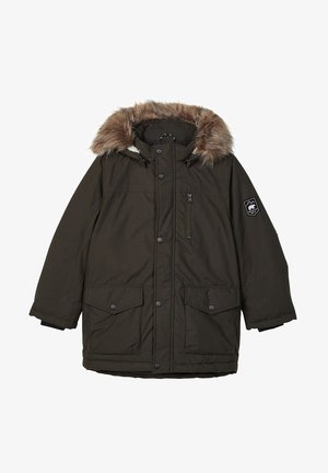 NKMMIBIS JACKET - Winter coat - rosin