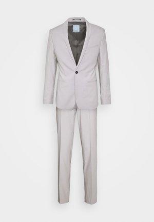 GOTHENBURG SUIT - Oblek - pale grey