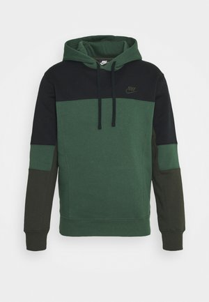 Sweatshirt - black/galactic jade/sequoia