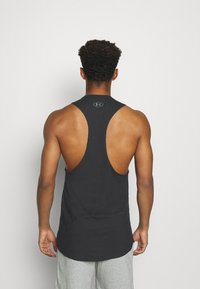 Under Armour - PROJECT ROCK TANK - Top - black - 2