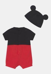 OVS - SHORT ROMPER UNISEX - Costume - black bean - 1