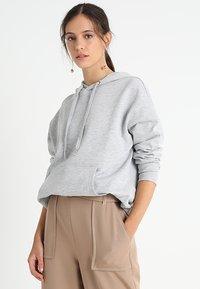 Zalando Essentials - Hættetrøjer - grey marl - 0