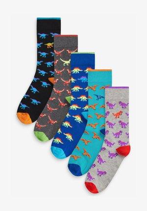 5 PACK - Socken - blue