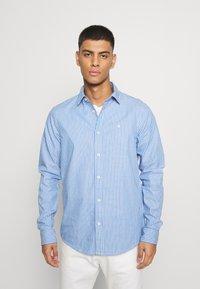 Scotch & Soda - REGULAR FIT CLASSIC - Shirt - light blue - 0