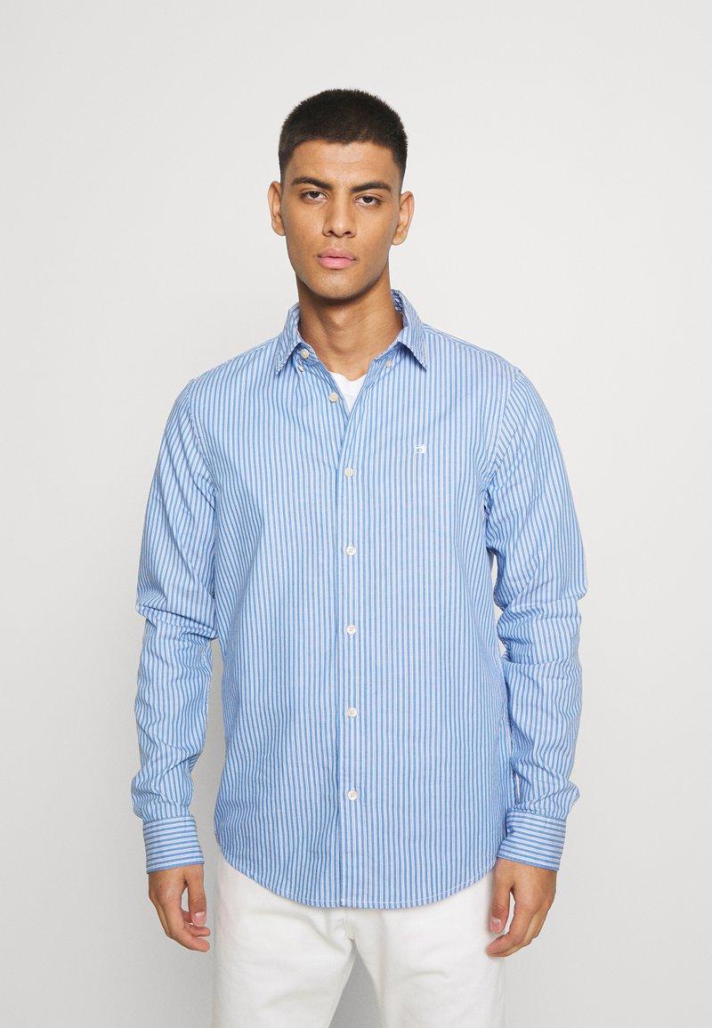 Scotch & Soda - REGULAR FIT CLASSIC - Shirt - light blue