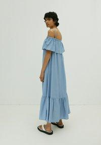 EDITED - Maxi dress - blau - 2