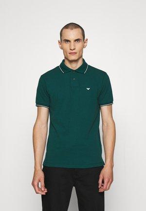 Polo shirt - verde scuro