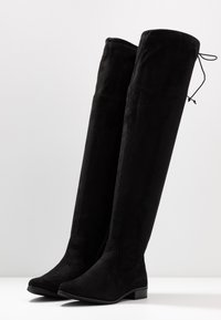 Glamorous Wide Fit - Over-the-knee boots - black - 4