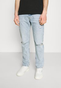 Tommy Jeans - ETHAN RELAXED STRAIGHT - Jeans relaxed fit - denim - 0
