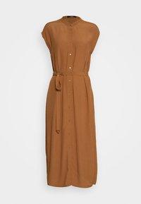 someday. - QUITO - Košilové šaty - roasted hazel - 4