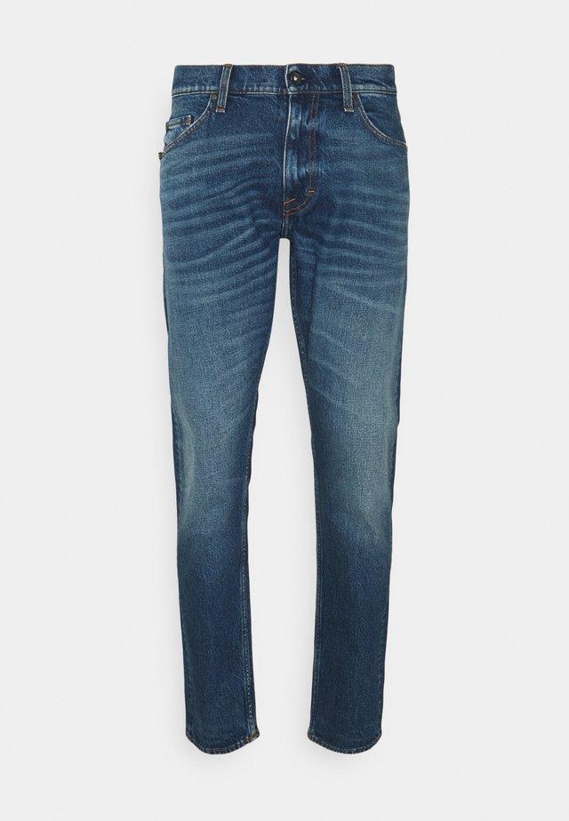 PISTOLERO - Straight leg jeans - medium blue