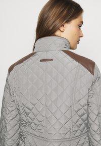 Lauren Ralph Lauren - Krátký kabát - prince grey - 3