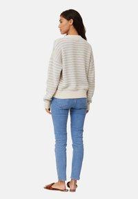 Lexington - SIENNA - Jumper - white/blue stripe - 2
