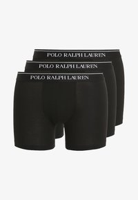 Polo Ralph Lauren - 3 PACK  - Pants - polo black - 3