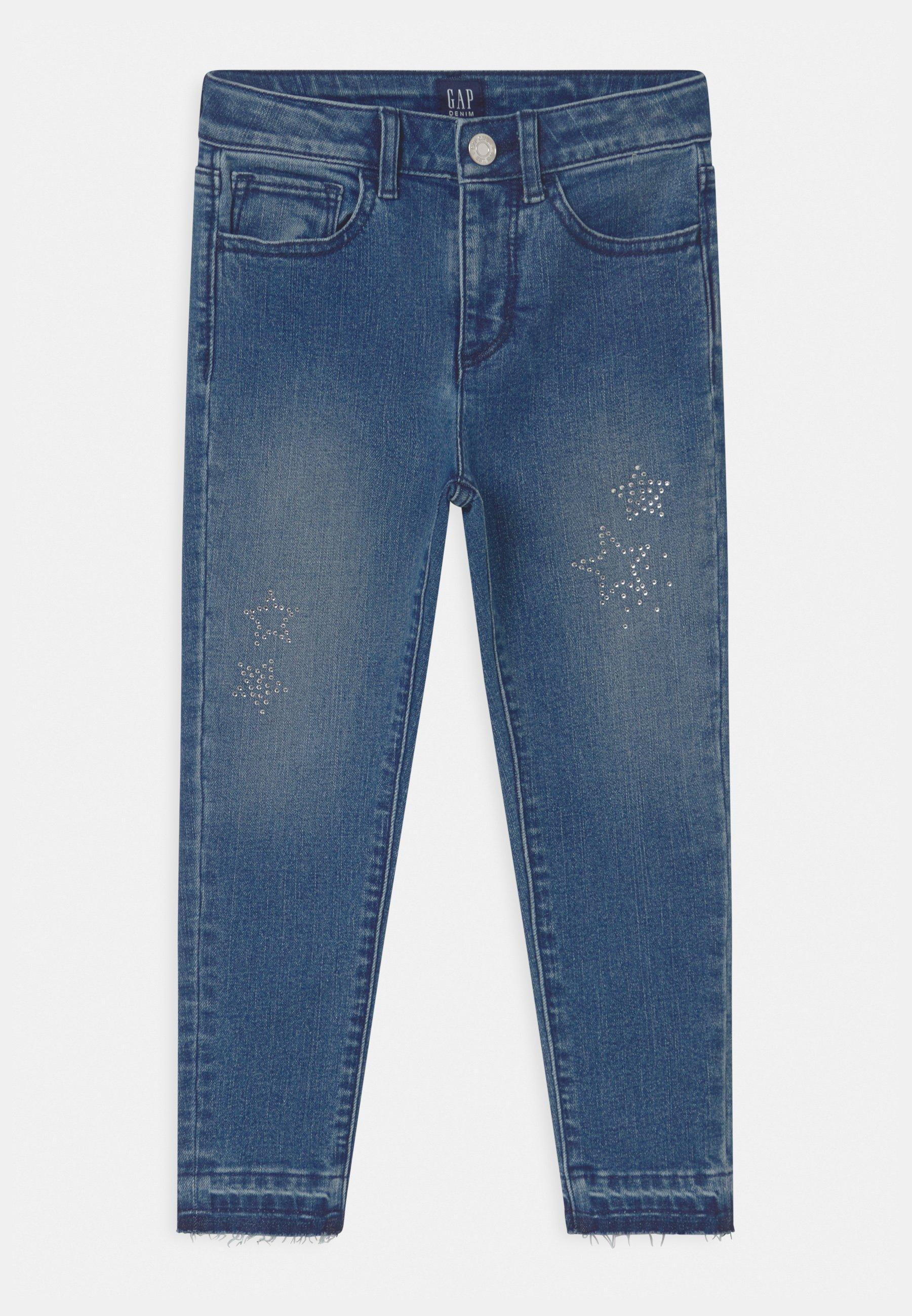 Enfant GIRL STAR  - Jeans Skinny