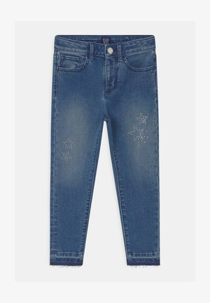 GIRL STAR  - Jeans Skinny Fit - blue denim