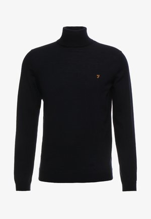 GOSFORTH ROLL NECK EXTRA  - Jumper - true navy