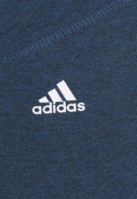 adidas Performance - Medias - navy melange/white - 2