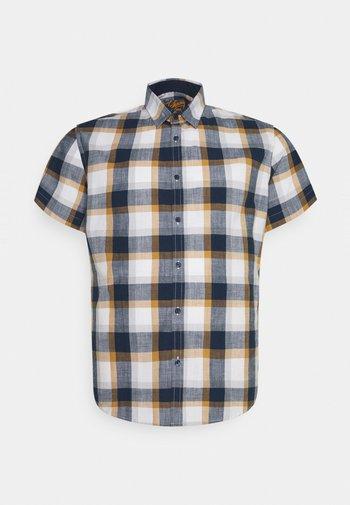JORDAN CHECK SHIRT - Camicia - mustard